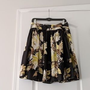 Ann Taylor Loft fall skirt